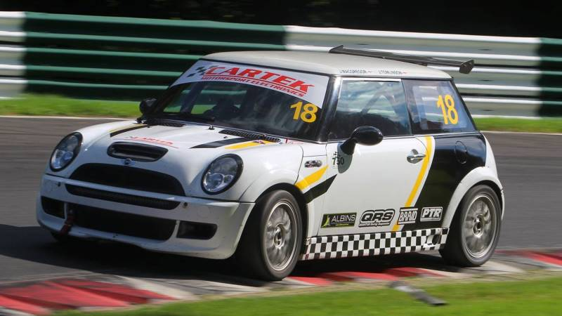MacG Racing Mini Cooper JCW R53