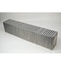 High Performance Bar & plate intercooler core 27x6x3 (vertical flow)