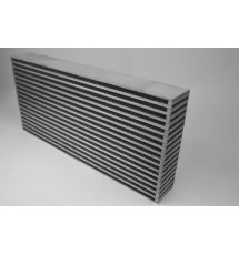 High Performance Bar & plate intercooler core 25x12x3.5