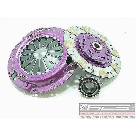 Xtreme Stage 2 (DCB) Sprung for Mitsubishi FTO 2.0L V6 model (10/94-8/01) - 6A12