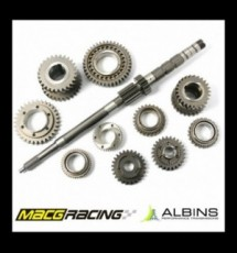 Porsche 915 5 Speed 2nd to 5th helical cut synchromesh gear sets