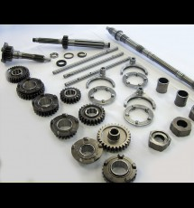 Mazda RX7 FD Helical cut Synchromesh kit. Close ratio with over drive 5th