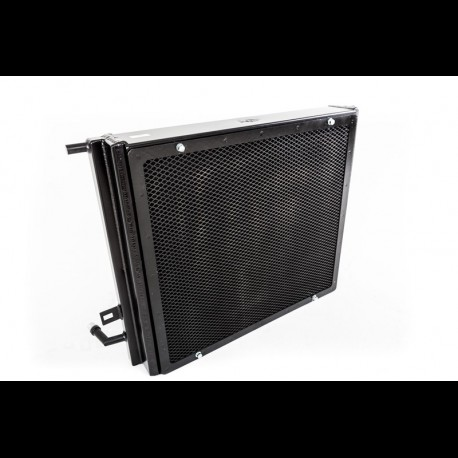 CSF RACE BMW M58 & B48 Charge Cooler Water Radiator - Black