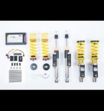 KW V4 Coilovers for PORSCHE 991 Turbo, Turbo S Coupé + Cabrio with PDCC with cancellation kit 10/13-11/15