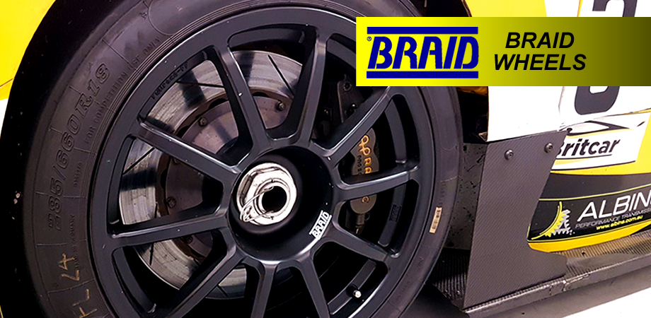 Braid Wheels by MacG Racing
