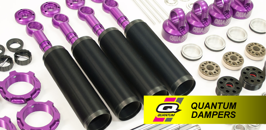 Quantum Dampers by MacG Racing